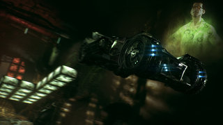 Batman: Arkham Knight preview: Taking the Batmobile for a spin