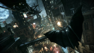 batman arkham knight preview taking the batmobile for a spin image 7