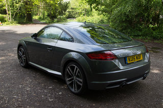 audi tt coupé review image 14