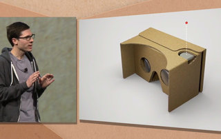 New version of Google Cardboard coming, will also work with iPhone