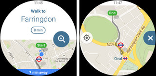 android wear support is the cherry on top of the citymapper awesome cake image 2