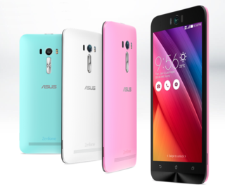 Say cheese: Asus ZenFone Selfie will take 13-megapixel photos of your gurning face