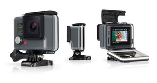 GoPro Hero+ LCD finally adds a rear touchscreen to the entry level action cam
