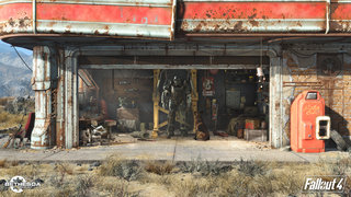 This is Fallout 4: Official trailer shows stunning game and screengrab hints at 4K