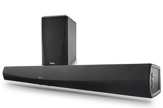 Denon adds HomeCinema soundbar and subwoofer to HEOS wireless multi-room system