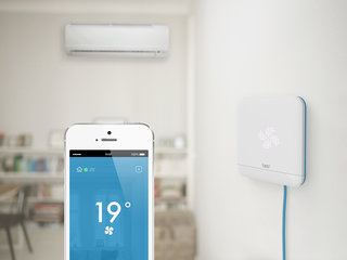 Tado Smart AC Control now available, makes any RC air conditioning app-controlled