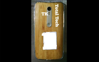 Motorola Moto X 2015 leaks in video showing impressive specs, wood back and metal frame