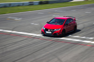 Honda Civic Type-R 2015 first drive: A track car for the road