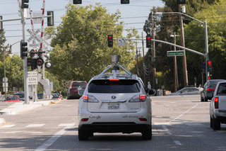 You'll never guess how many accidents Google driverless cars have been in