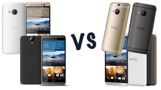 HTC One M9 vs One M9+ vs One ME vs One E9 vs One E9+: Showdown in HTC town