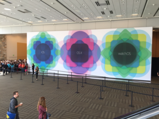Apple WWDC 2015: We're here