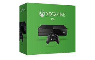New Xbox One offers 1TB storage, new controller supports 3.5mm headphones