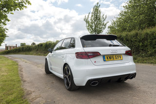 audi rs3 sportback first drive power trip image 3