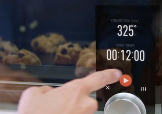 June is a high-tech smart oven and the brainchild of former Apple engineers