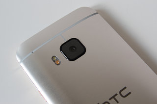 HTC One M9 is getting updated, and camera improvements are promised