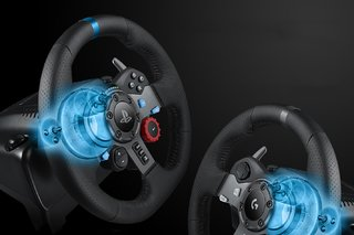 Bespaar tot 46 procent op de geweldige Logitech G29 en G920 Driving Force Racing Wheels