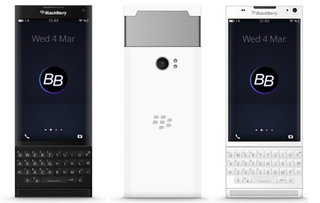 Three new BlackBerry smartphones leaked: Slider, Oslo and Porsche Design