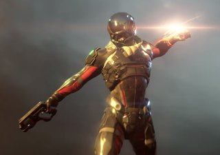 BioWare's Mass Effect: Andromeda due by holiday 2016, here's the first trailer