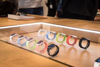 Apple Watch available to pick up in store from today