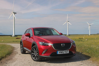 Mazda CX-3 first drive: A grades for this B-segment crossover?