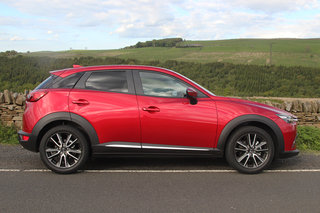 mazda cx 3 first drive a grades for this b segment crossover  image 2