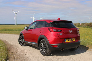 mazda cx 3 first drive a grades for this b segment crossover  image 3