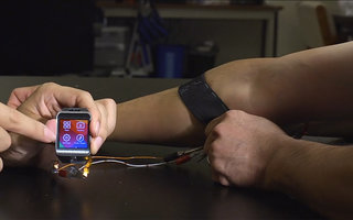 The flexible battery is here, soon your watch strap will be a power supply