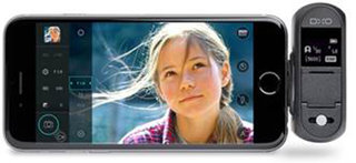 turn your iphone or ipad into a full 1 inch 20mp sensor dslr with the dxo one image 2