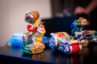 Skylanders Superchargers gets Nintendo stars as new figures... and they double as Amiibos