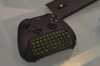 nyko has xbox one gamers covered with its new data bank enclosure type pad keyboard and more hands on  image 4