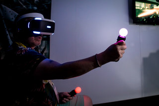 project morpheus vs oculus rift which vr experience won e3 2015  image 13