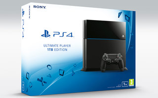 New Sony 1TB PS4 Ultimate Player Edition unveiled for release soon