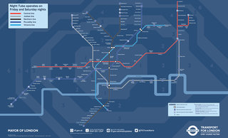 Say goodbye to last train worries: London Night Tube detailed by TfL