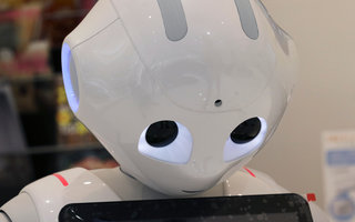Pepper, the emotion reading robot that feels, sells out in 60-seconds