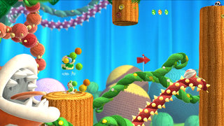 Yoshi's Woolly Word review: Sewing up the platform genre