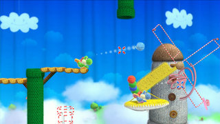 yoshi s woolly word review image 2