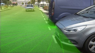 Cyclists rejoice, new Ford cars can see round corners and spot you at junctions