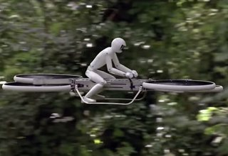 Forget helicopters, the US Army is going with real-life hoverbikes