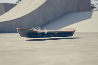 Lexus made an actual hoverboard, and this is what it looks like