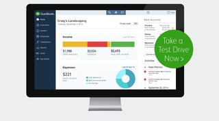 Quickbooks Online - focus on the good stuff