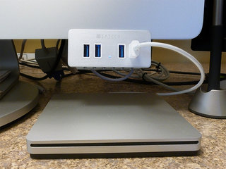 Save 28 Per Cent on Easy USB Access with Satechi's Four-Port Hub
