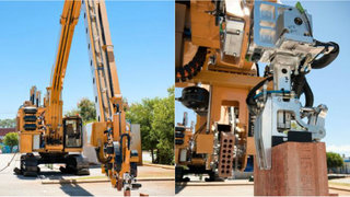 Builders beware, Hadrian the robot bricklayer can knock up a house in two days