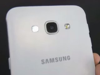 Samsung Galaxy A8 fully shown off in leaked hands-on video