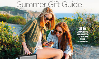 The summer gift guide: Power on the go gadgets