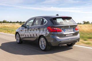 bmw 2 series active tourer edrive first drive plug in baby image 4