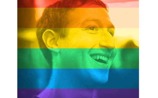 Nobody wants to be first to remove their Facebook rainbow profile photo: Why is it such an issue?