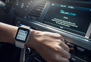 Hyundai now lets you voice control its cars remotely with Apple Watch