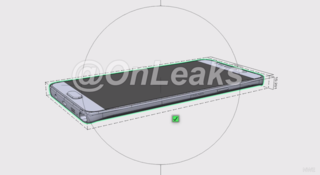 Samsung Galaxy Note 5 design leak serves up no surprises at all