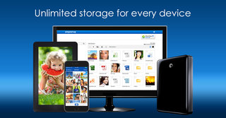 Save 67 per cent on three years of unlimited online backup from Pogoplug