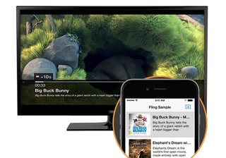 Amazon takes on AirPlay and Google Cast with its new Fling tool